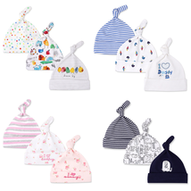 3pcs Newborn Baby Hat Cap Photography Girl Hospital Toddler Photo Cute C... - $14.90