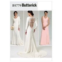 Butterick Patterns B5779AX5 Misses' Dress Sewing Pattern, Size AX5 (4-6-8-10-12) - $9.89