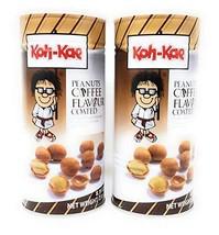Koh-Kae Peanuts Coffee Flavoured Coated 8.11oz 230g, 2 Pack - $19.32