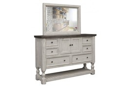 Jade Series Dresser With Mirror - $1,232.55