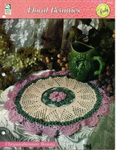 Crochet Pattern - Chrysanthemum Beauty - Floral Beauties - House Of White Birche - $1.97
