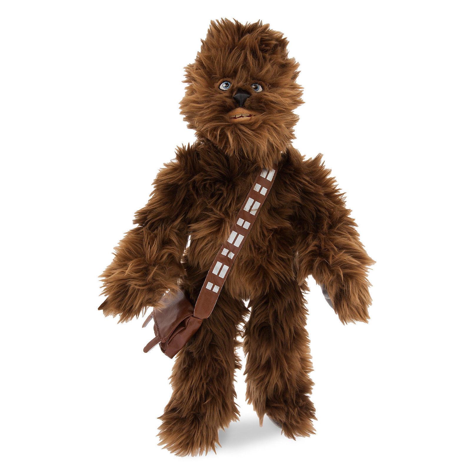 Disney Store Star Wars Chewbacca Plush Large 19''