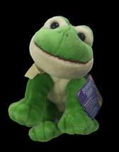 Russ Berrie Shinning Stars plush Frog With Tag - $27.72