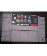 Super Metroid 8 in 1 Multicart Super Nintendo SNES Hyper Phazon Legacy R... - $49.99