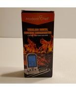 Modern Chef Wireless Digital Thermometer New, open box - $30.00
