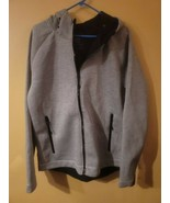 Men's Champion C9  Brushed Back Zip UP Hoodie Size L NWT - $49.49