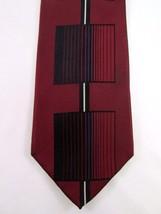 Jhane Barnes Platinum Mens Silk Tie - $12.99