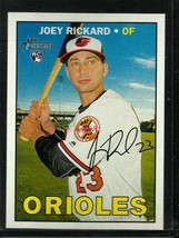 2016 Topps Heritage High Number #566 Joey Rickard NM-MT RC Rookie Orioles - $0.99