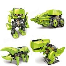 4 In 1 Solar Robot Educational Model Building Kits DIY - $21.17