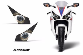 Headlight Eye Graphics Kit Decal Cover For Honda CBR 1000RR 2012-2014 BLOODSHOT - $18.76