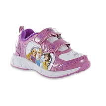 NEW NWT Toddler Child Girls Disney Princess Sneakers Size 6 7 9 10 11 Belle - $17.99