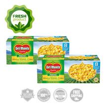 Del Monte Golden Sweet Whole Kernel Corn (15.25 oz., 8 pk.) (2pk) - $38.49