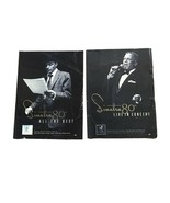 "Two Worn Frank Sinatra 80th Birthday Capital Records Posters 18"" X 24"" -... - $25.00"