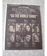 As The World Turns Soap Opera Helen Wagner Don McLaughlin Don Hastings D... - $19.99