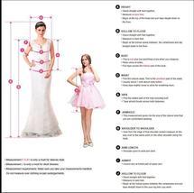 High Waist V- Neck Spaghetti Strap Backless Tulle A-Line Princess Wedding Dress image 6