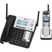 AT&T ATTSB67138 SynJ® 4-Line Expandable Business Phone System - $689.00