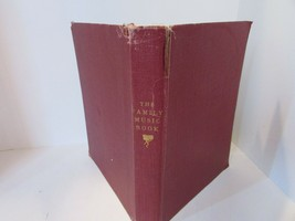 VTG FAMILY MUSIC BOOK 1957 GROSSET & DUNLAP PIANO ORGAN & VOCALS - $8.86