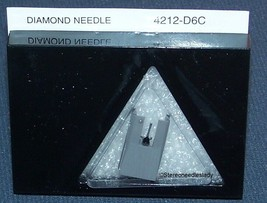 NEEDLE STYLUS 4212-D6C for Audio Technica ATN 102P for AT200EP ATN-112EP image 1