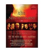 The Word of Promise: New Testament Audio Bible (Audio cd) by Unknown (20... - $49.97
