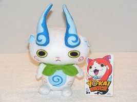 "NWT 2015 HASBRO YO KAI WATCH PLUSH TOY 7"" PLUSH DOLL - $14.99"