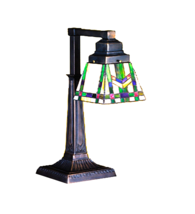 "19.5""H  Prairie Wheat Desk Lamp - 27656 - £181.53 GBP"