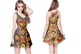 HELLOWEEN Band Reversible Dress - $21.99+