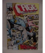 Cage (War of the Words, Vol. 1, No. 2) [Unknown Binding] [Jan 01, 1992] - $0.50