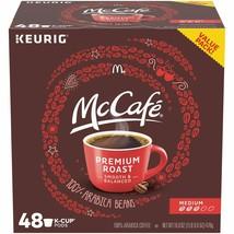 Premium Roast Medium Roast Coffee, 48 K-Cup pods 16.6 oz - $27.82