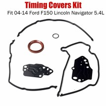 Timing Covers Fit 04-14 Ford F150 Lincoln Navigator 5.4L SOHC 24V VIN 5 CU. 330 - $18.94