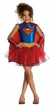 Kids' Supergirl DC Super Hero Tutu Dress Halloween Costume Medium 8-10 R... - $29.69
