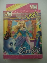 Uno Barbie Card Game 108 Cards UNO Game Free Shipping - $7.99