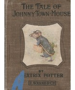 The Tale of Johnny Town Mouse by Beatrix Potter 1918 Frederick Warne and... - $19.79