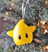 Luna Nintendo Mario Brothers Video Game Christmas Ornament - $14.88
