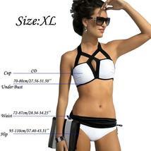 Summer Women Padded Wireless Bikini Set Two Piece Swimwear Swimsuit Beachwear US image 13