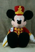 """The Disney Store 23"""" Huge Mickey Mouse Marching Band Leader Plush Toy Decoration - $27.89"""