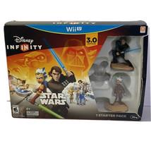 Nintendo Wii U Disney Infinity 3.0 Starter Pack New Star Wars - $19.79