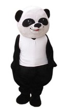 Panda Bear Mascot Costume Adult Panda Costume For Sale - $299.00