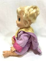 Baby Alive Hasbro 2013 Blonde Doll Interactive Talking Bilingual English Spanish image 5