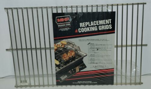 Modern Home Products CG8 Replacement Cooking Grid Chrome Nickel Plated