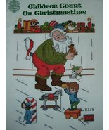 Children Count on Christmastime Book 14 [Paperback] Author Unknown - $4.95