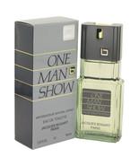 ONE MAN SHOW by Jacques Bogart Eau De Toilette Spray 3.3 oz - $20.95