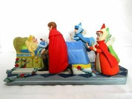 Disney Seto Novelty Antique Princess sleeping Beauty figure doll ornamen... - $1,458.27