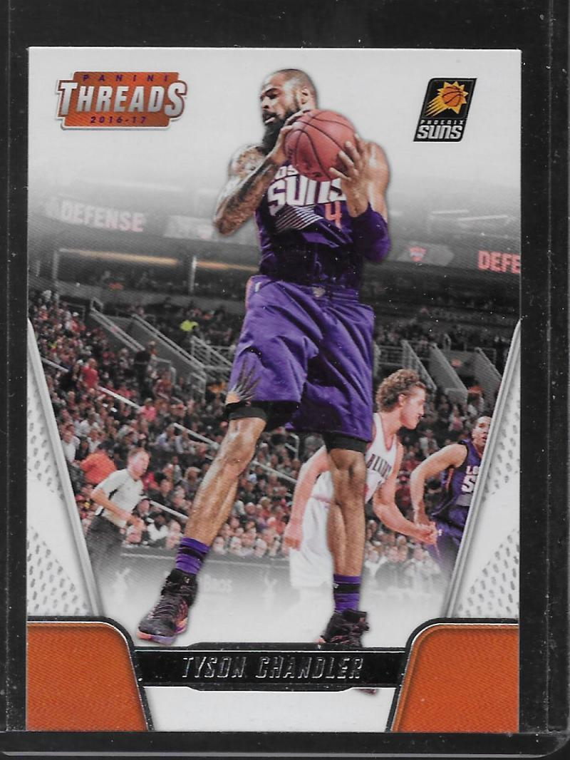 Primary image for 2016-17 Panini Threads #133 Tyson Chandler  Suns