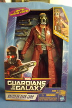 Toys Marvel New Guardians of the Galaxy Battle FX Star Lord Action Figure - $23.95