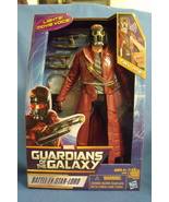 Toys Marvel New Guardians of the Galaxy Battle FX Star Lord Action Figure - $16.95