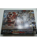 Ensky Attack on Titan Mosaic Art 1000 Pieces Jigsaw Puzzle from JAPAN wn6# - $148.50
