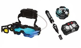 SpyX / Night Ranger Set - Includes Night Mission Goggles / Motion Alarm / Voice