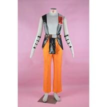 Mortal Kombat 3 Kung Lao Cosplay Costume Men Halloween Carnival Outfit - $86.00