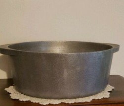 Vintage ~ 4-1/2 Quart ~ Aluminum ~ Hammercraft Roaster Pot ~ Dutch Oven Pan - $40.00
