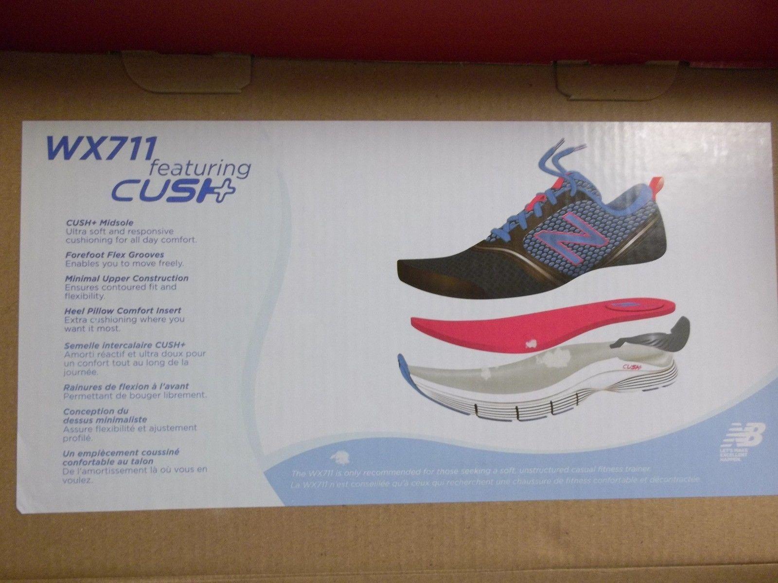 New Balance Sze 7 M 711 WX711HD Green Running Training Sneakers New Womens Shoes